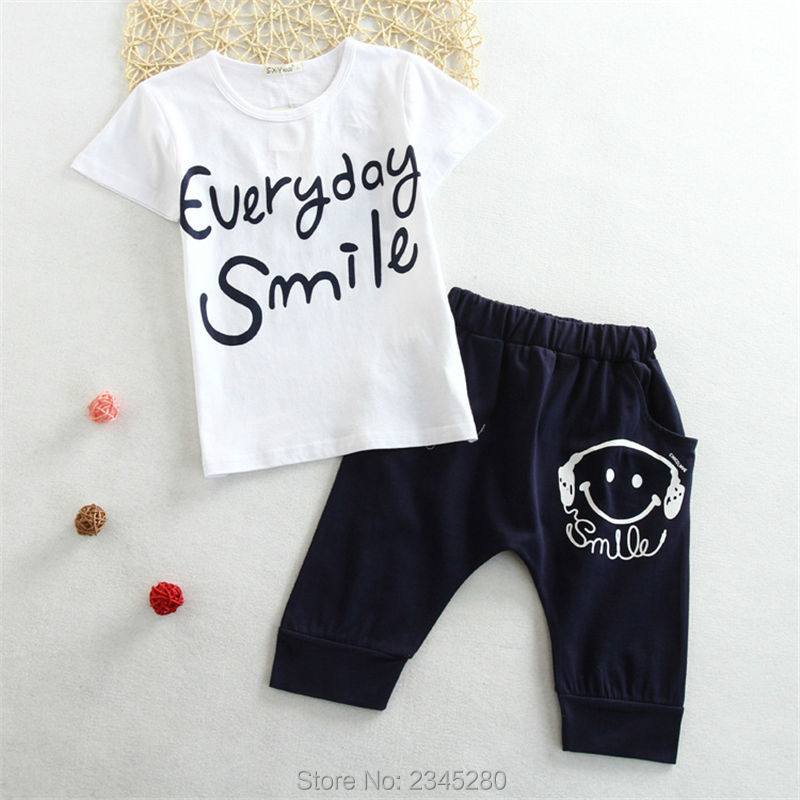 Kids Clothes Children Sets Clothing Boys Girls Clothes Car Print T Shirts Suits Short Sleeve Sport Suit Summer Kids Clothes Boys01