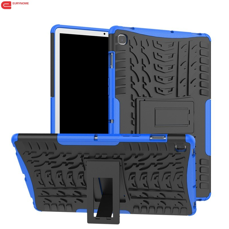<font><b>Case</b></font> For Samsung Galaxy Tab S5E 10.5 2019 <font><b>T720</b></font> <font><b>Case</b></font> Armor Heavy Stand ShockProof Cover for Samsung Tab S5E SM-<font><b>T720</b></font> T725 <font><b>Case</b></font> image
