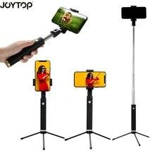 JOYTOP Bluetooth палка для селфи Портативный Ручной Смарт палка Штатив для телефона, фотокамеры с беспроводной пульт дистанционного управления iPhone samsung huawei Android