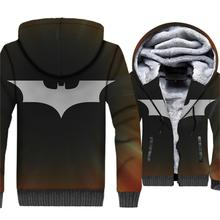 цены Superhero The Avengers 3D Hoodies 2018 Winter Thick Men's Hoodie Hip Hop Unisex Zipper Sweatshirts Harajuku Anime Tracksuit Coat