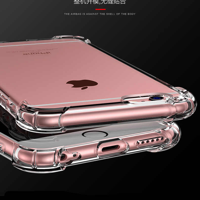 For Iphone X Case Iphone XS Max XR Cover For Iphone 6 6s 7 8 Plus Iphone6 Iphone7 Iphone8 Case Tpu Soft Phone Case