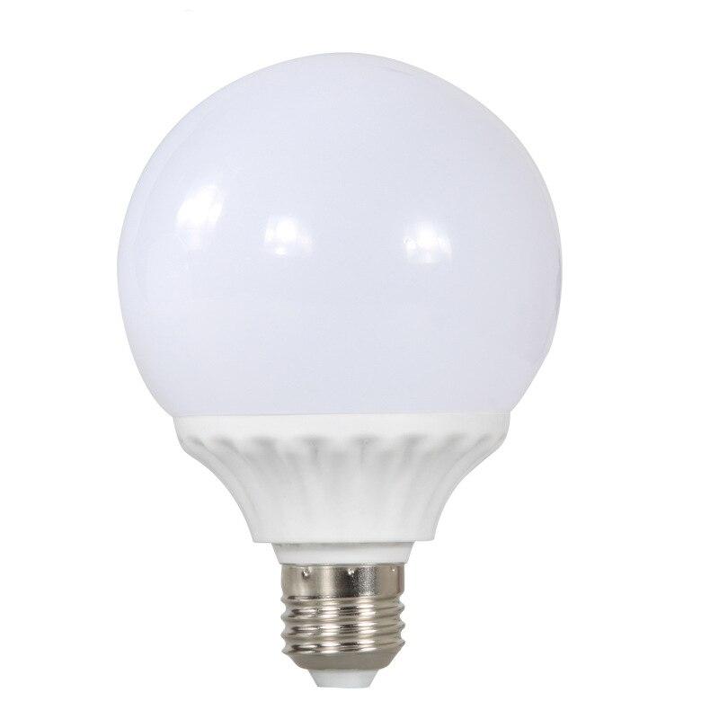 Juliyang 4 pz E27 HA CONDOTTO la lampadina G60 G125 G80 3 w 5 w 7 w 9 w 12 w 220 v 110 v per lampada a sospensione