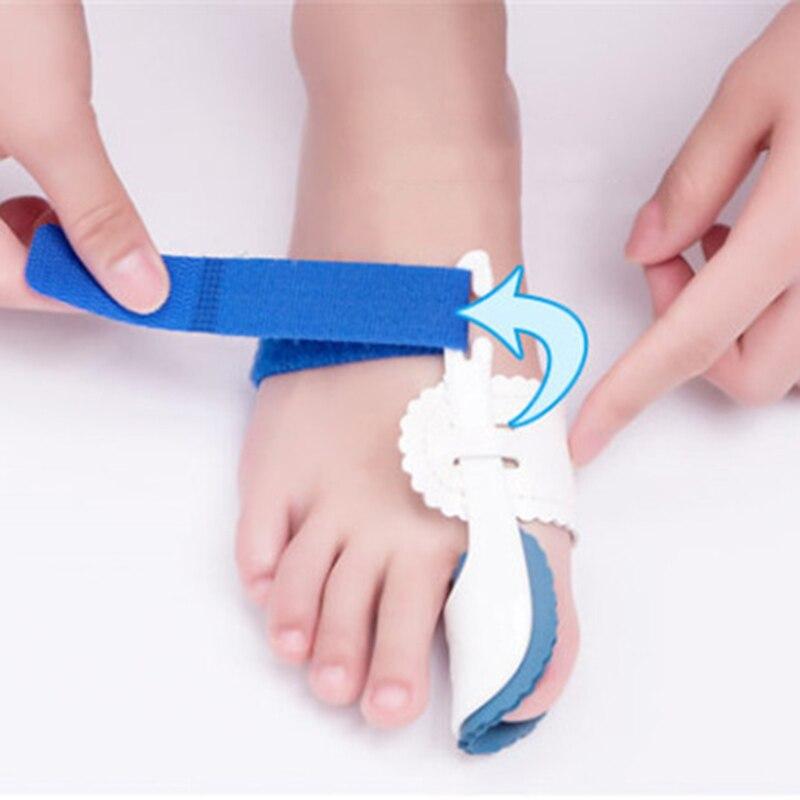 Cn Kraut Kleine Daumen Ektropium Toe Separator Kleinen Zeh Big Foot Knochen Gerät Kleinen Zeh Sets Silikon Pad 1 Pairs Schlankheits-cremes Gesundheitsversorgung
