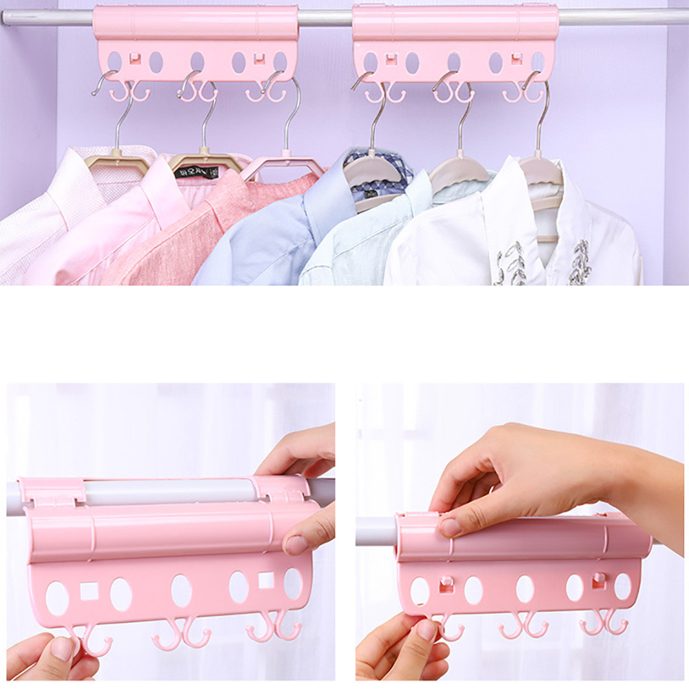 12pcs Doll Grey Mini Bowknot Clothes Rack Coat Dress Hanger Holder YN