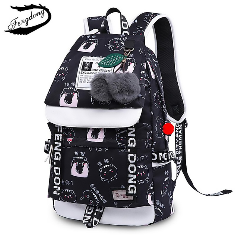 2018 Emoji New Women Emoji Shoulder Bag Best Travel Women Backpack Female Printing Waterproof School Knapsack Mochila Book Bag