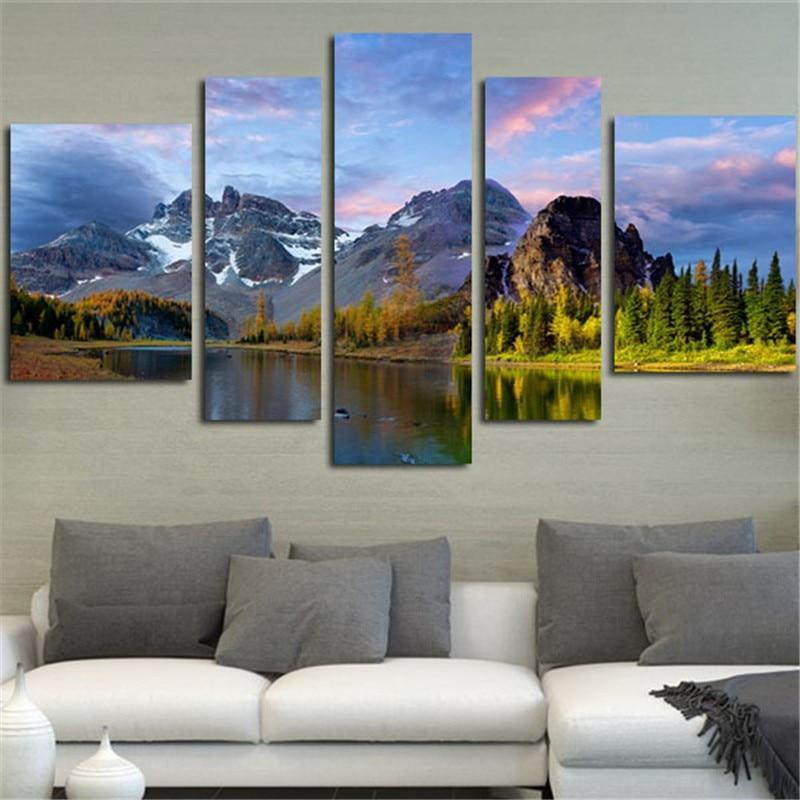 Tropical Canvas Art Басып шығару Қабырға - Үйдің декоры - фото 3