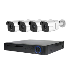 цена на 4CH 1080P POE NVR CCTV Security System 4PCS 2.0MP IP Camera IR P2P Outdoor Video Surveillance Kit 1TB HDD
