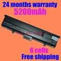 Jigu nueva 6 celdas de batería del ordenador portátil para dell xps m1330 pu563 pu556 wr050 pu563 tt485 451-10474 envío gratis