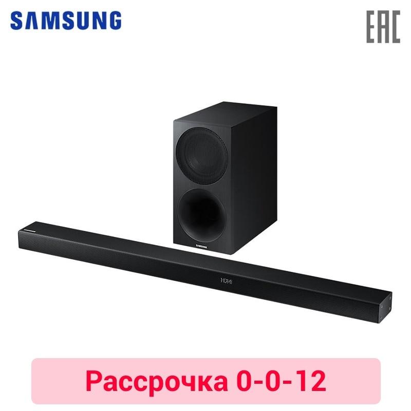 Soundbar with subwoofer Samsung HW-M550/RU 0-0-12