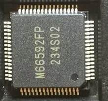 Бесплатная доставка 10 шт. M66592FP M66592 QFP64