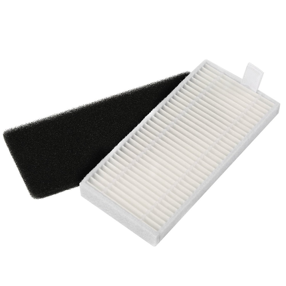 Hepa Filter Foam Filter Side Brush For Ecovacs Deebot N79 N79S Robotic Vacuum Cleaner Replacement Spare Parts Accessories