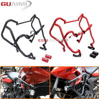 Motorcycle Tank Protection Crash Bar Moto Frame Falling Guard Accessories For BMW F800GS F700GS F800 F700 GS 2013 2017