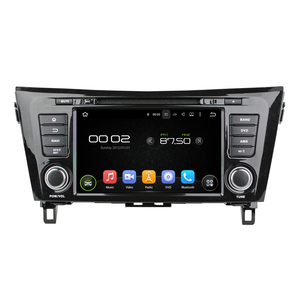 "KLYDE 8"" 2 Din 8 Core Android 8.0 For NISSAN QashQai/X-Trail 2014 Car Radio 2+16GB 4+32GB 4+64GB Multimedia Player Audio Stereo"