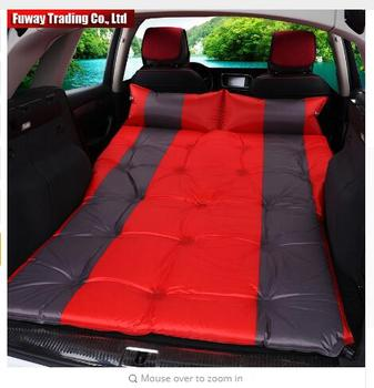 Automatic Inflatable SUV combination Car Back Seat Cover Car Air Mattress Travel Bed Inflatable Mattress Air Bed Car Bed