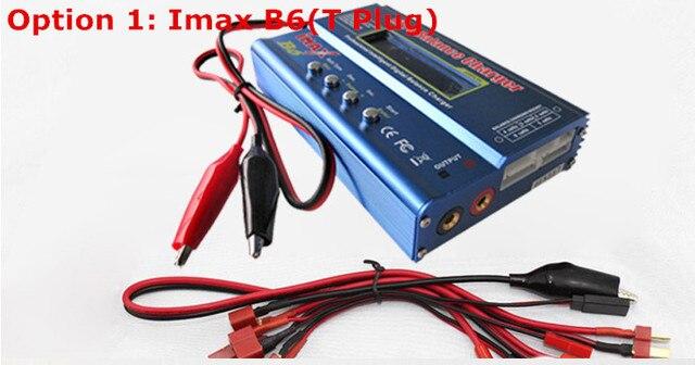 Free shipping IMax B6 Digital LCD Lipo NiMh 2s 3S 4s 5s 6s battery Balance Charger (option 1) P2