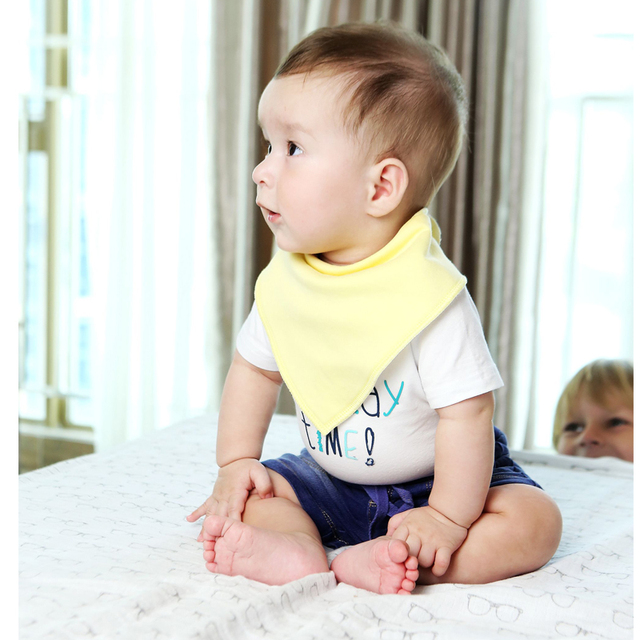 Baby Bandana Drool Bibs, Unisex 8-Pack Gift Set for Drooling and Teething, 100% Organic Cotton, Soft and Absorbent Saliva towel Accessories Infant (3-12 months) Regular Bibs & Bandanas Shop by Age Toddler (1-3 years)