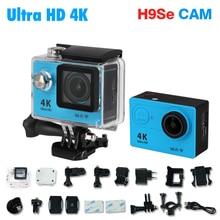 ¡ Nuevo! H9se Ultra WiFi Full HD 1080 P 2.0 LCD Deporte DV de Vídeo h9 4 K Cámara de Casco a prueba de agua Cámaras de Acción Bajo El Agua SJ 4000 pro styl