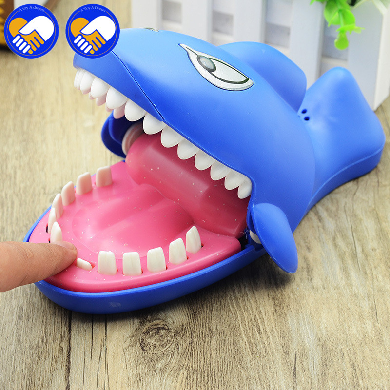 Игрушка мечта новые стили дети ребенок взрослый подарки динозавров/крокодил/собака/акула Рот стоматолог укус пальца игры Забавные игрушки