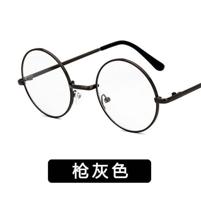 2018 barato caliente grandes gafas nerd lente transparente unisex ...