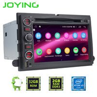 Joying Double Din Android 5 1 Car Radio Stereo Steering Wheel Head Unit GPS Monitor Player