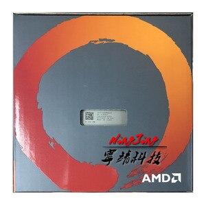 Image 4 - AMD Ryzen 7 1700 R7 1700 3.0 GHz שמונה ליבות שש עשרה חוט מעבד מעבד L3 = 16M 65W YD1700BBM88AE שקע AM4 חדש עם cooler
