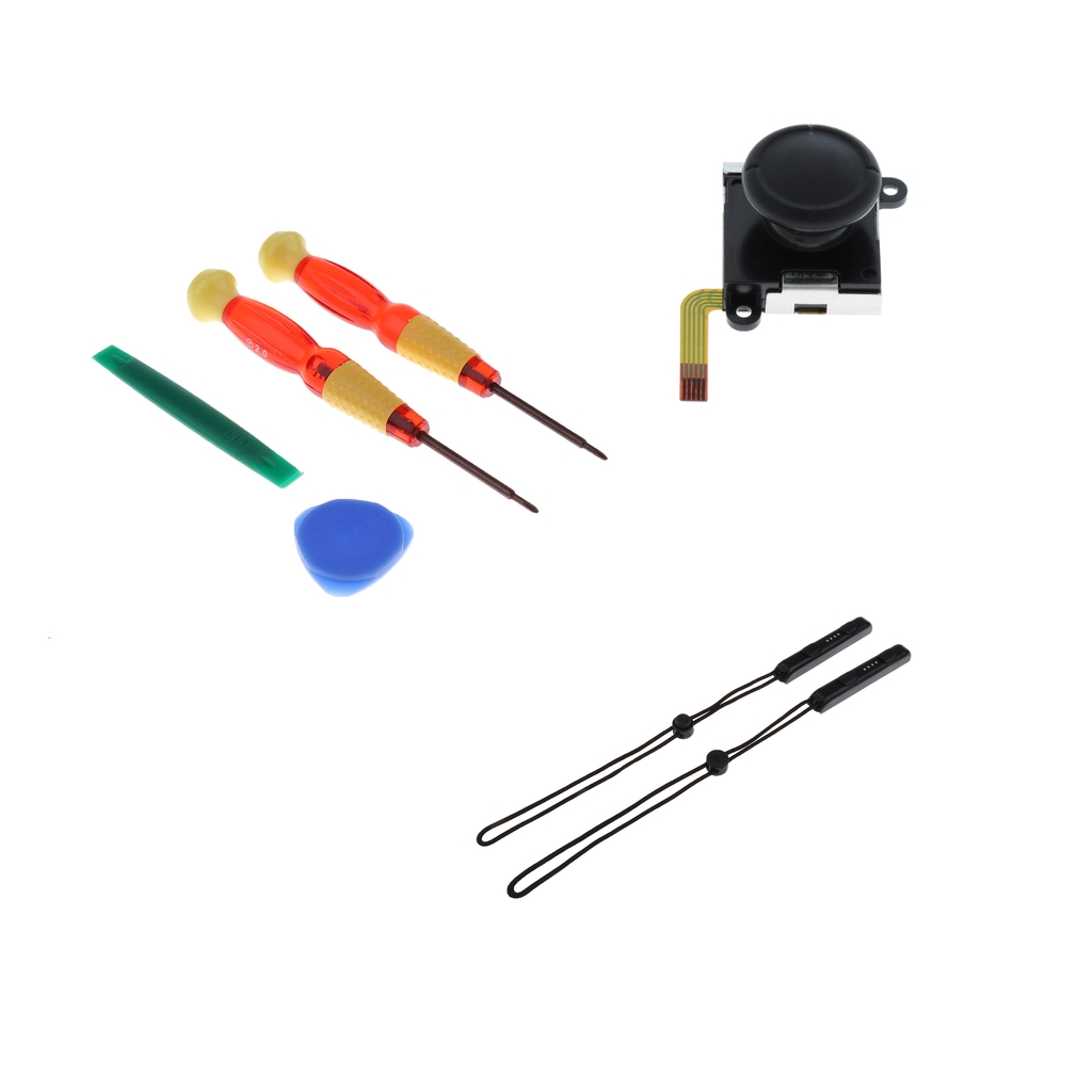 4 In 1 Opening Kit Precision Security Tri-Wing Screw Driver Set &Safe Prying Tool Screwdriver For Nintendo NES Switch Controller