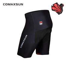 Comaxsun Fietsbroek 5D Gel Padded Shockproof Mtb Bike Shorts Road Fiets Shorts Outdoor Sport Ropa Ciclismo Strakke 3 Kleur