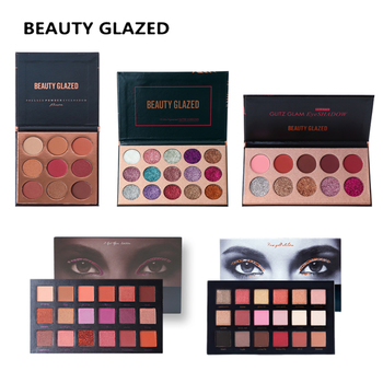 BEAUTY GLAZED Make up Eye Shadow palette