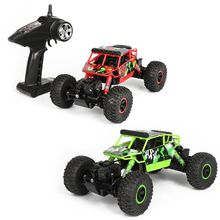 RC Car 4WD 2.4Ghz 1/18 Crawlers Off Road Vehicle Toy Remote Control Climbing Cars kids electric 2 4g 4ch 4wd beach rock crawlers rc car toy 1 22 scale 4wd high speed remote control dirt bike off road car toy