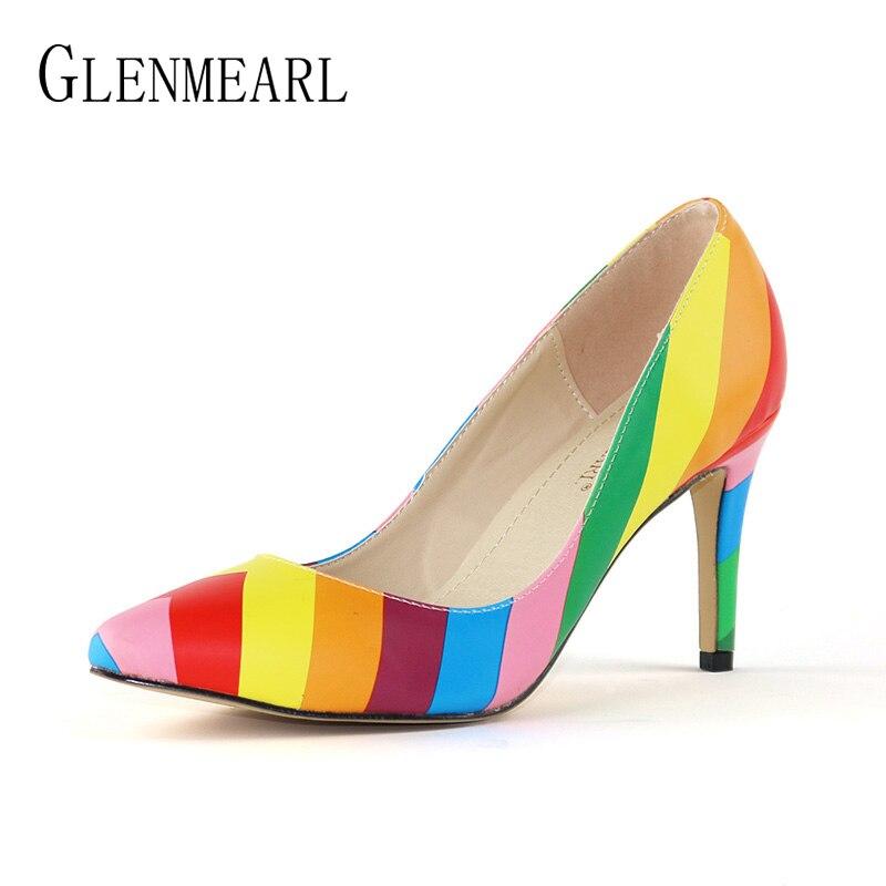 Brand Women Shoes Hi...