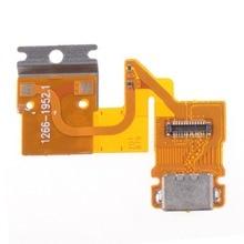 Original USB Charger Charging Port Dock Connector Flex Ribbon Cable For Sony Xperia Tablet Z SGP311 SGP312 SGP321 USB Flex Cable