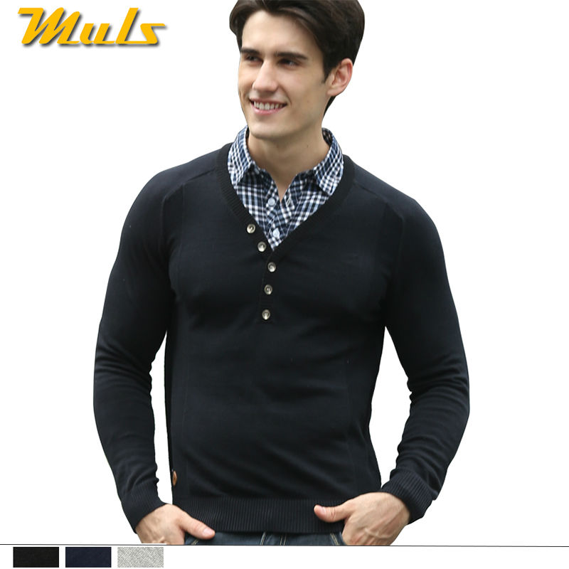 Mens Button Down Sweaters