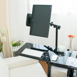 Image 4 - Biurko Escritorio De Oficina portátil ajustable, Mesa De ordenador, Escritorio De estudio