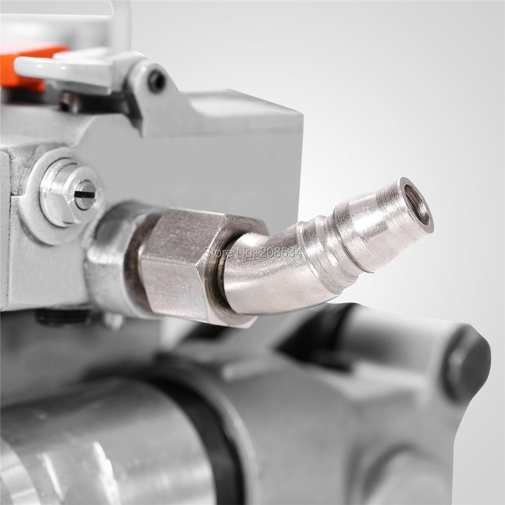 XQD-19 Pneumatikus műanyag, PP, PET és poli kombinált feszítő - Elektromos kéziszerszámok - Fénykép 4