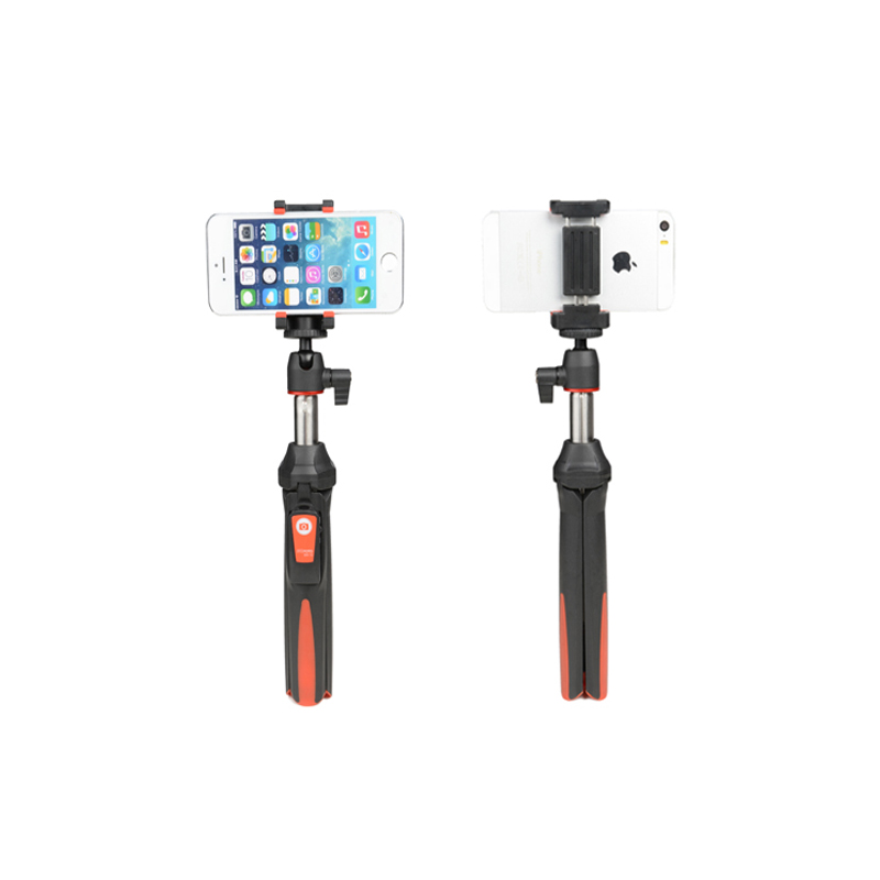 Benro Mefoto MK10 Mini Phone Tripod For IPhone Sumsang Gropo Bluetooth Control Selfish Stick Portable Telefon Tripod For Phone benro gamma mini 20