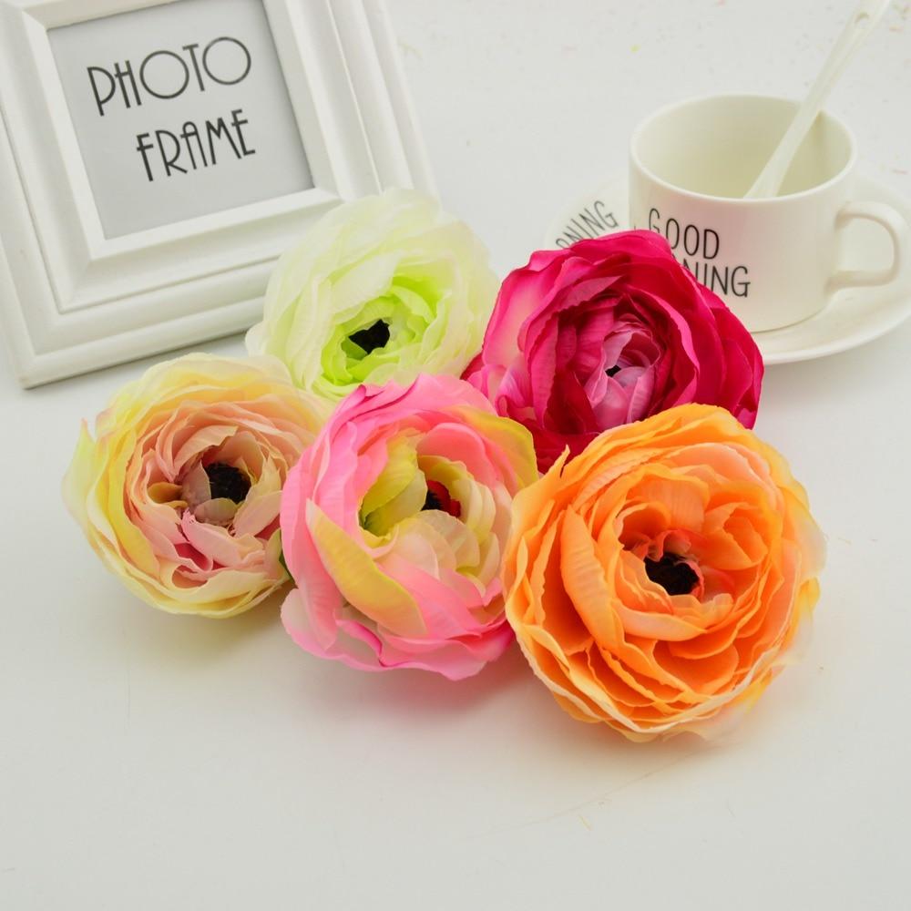 5pcs quality fake flower bridal bouquet cheap artificial for 5pcs quality fake flower bridal bouquet cheap artificial for wedding flower wall decoration diy wreaths make door hat silk peony izmirmasajfo