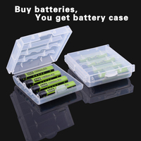 4 20Pcs Lot Original New NI MH AAA 3A Rechargeable Batteries 1 2V 1000mAh Rechargeable Battery