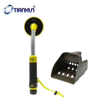 Underwater 30m Pi-iking Update Vibra-iking 750 Targeting Pinpointer Pulse Induction (PI) Metal Detector Waterproof Vibrator Set