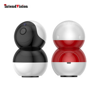 Intendvision 1080P Mini IP Camera Support Motion Detection Two Way Audio IR CUT Night CCTV Camera suit for Baby Monitor IDGQ7