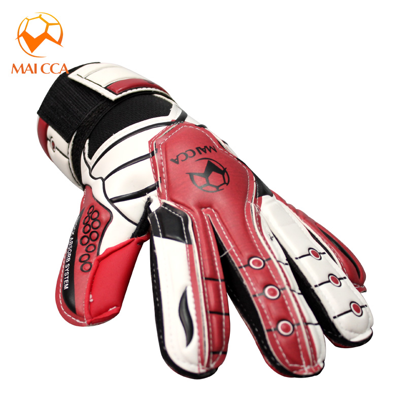 5# 6# Children Professional Finger Protection Thickened Latex Soccer Goalie Football Football Goalkeeper Goalie Soccer Gloves