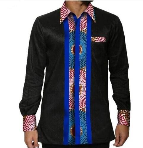 2019 New Arrival African Men Dashiki Fashion Clothing