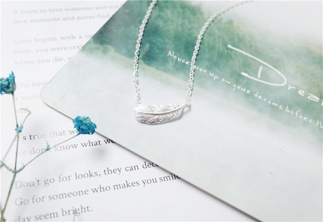 Женское колье с перьями и подвеской flyleaf креативное ожерелье