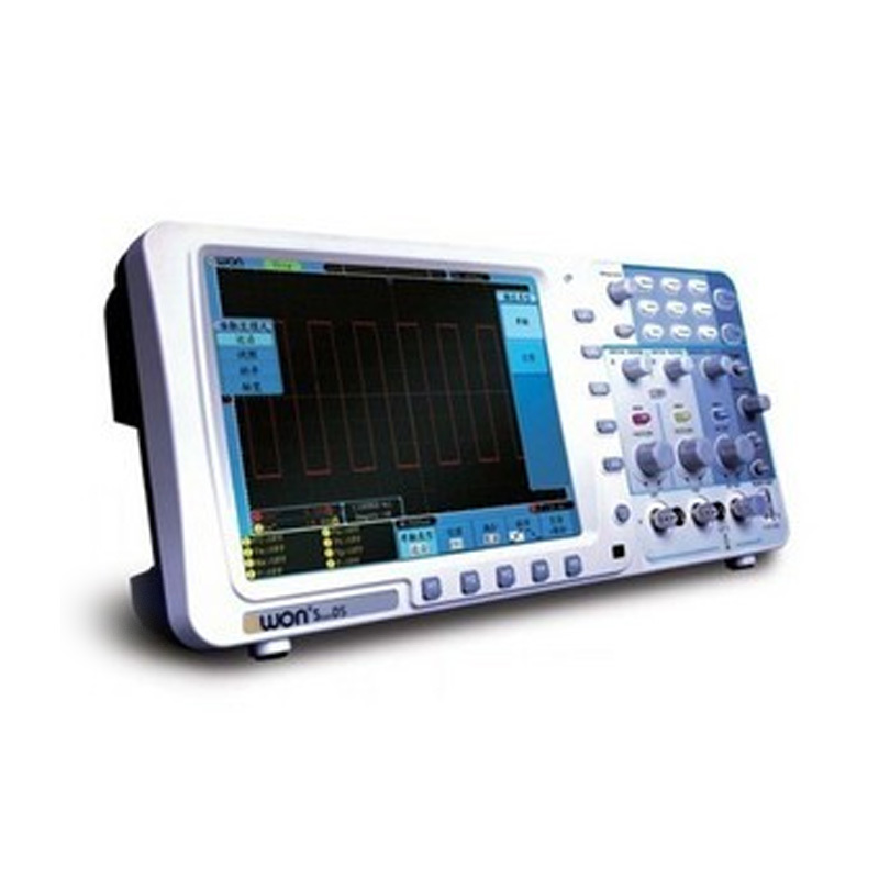 OWON 200 mhz Digital Oscilloscope SDS8202 2G/s 200MHz 3CH 8 inch LCD