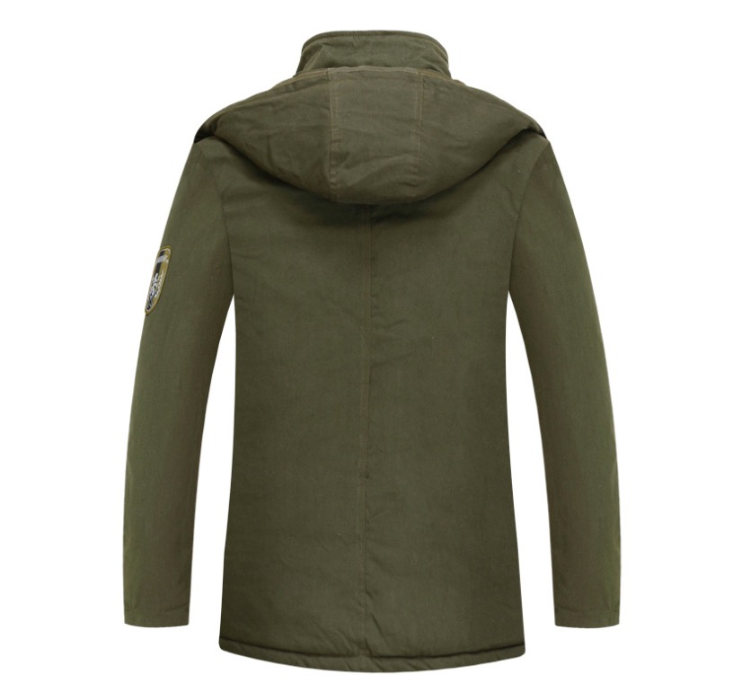 Responsible Outdoor Tactical Windbreaker M65 Military Army Coat Hunting Clothes Hiking Camping Thermal Jacket S-xxl Hiking Clothings