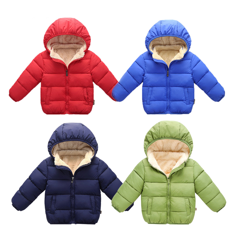 77f4d0fb6aa9 Detail Feedback Questions about 2019 New Winter Baby Hooded Jacket ...