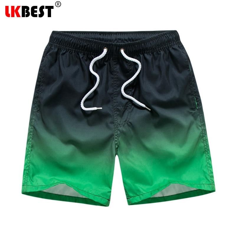LKBEST moda casual shorts hombres verano hombres beach shorts de - Ropa de hombre - foto 5