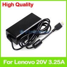 Зарядное устройство для ноутбука, 20 в, 36200251 А, 65 Вт, для Lenovo ADP-65XB A 45N0256 45N0257 36200253 PA-1650-37LC 45N0258