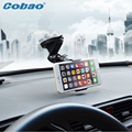 Cobao car mobile Phone holder Gps Accessory Auto Glass Windshield Mount Stand Suction Cup Sticky Support  for iphone4 5 6 7 htc
