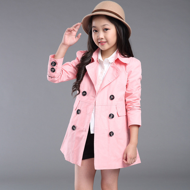 Moda coreana de Alto grado Chica Cazadora Cazadora Chaqueta de Primavera