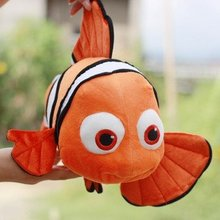 plush toy FINDING NEMO plush toy stuffed with 100 PP cotton NEMO freeshipping